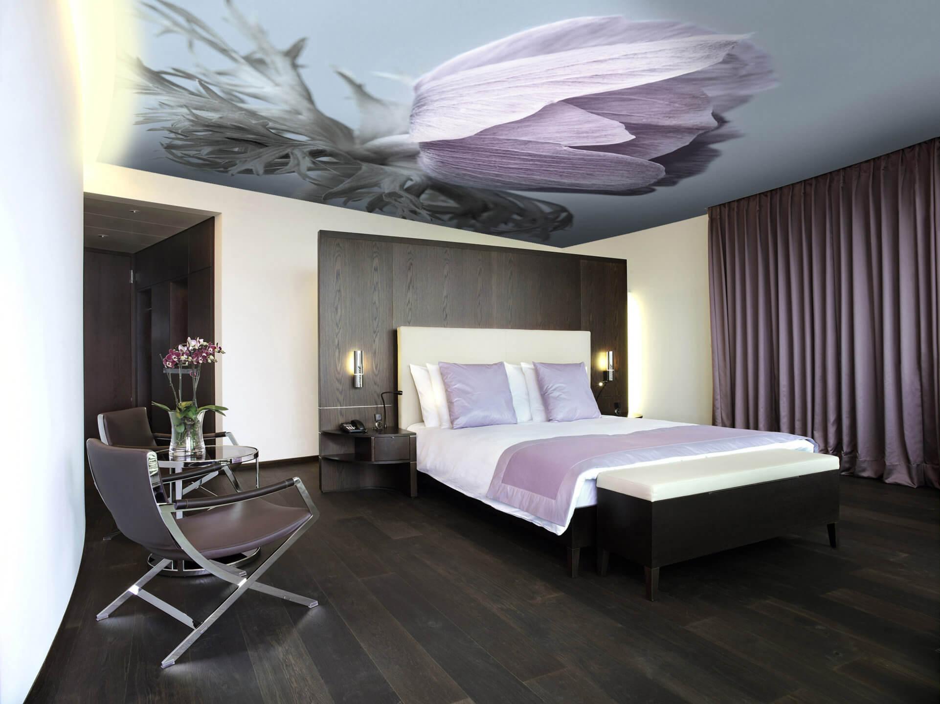 Потолки для спальни