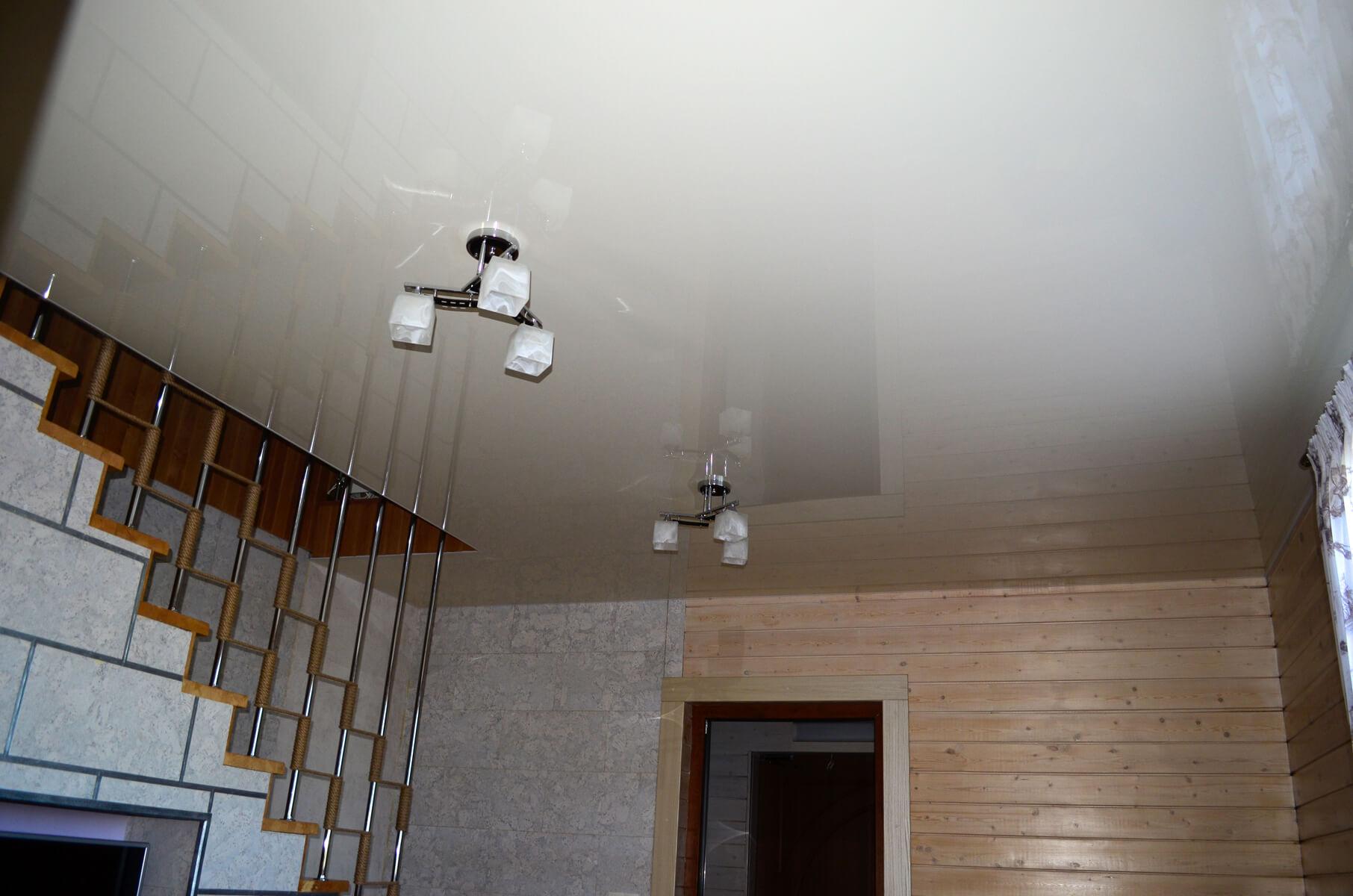 Изготовление натяжных потолков