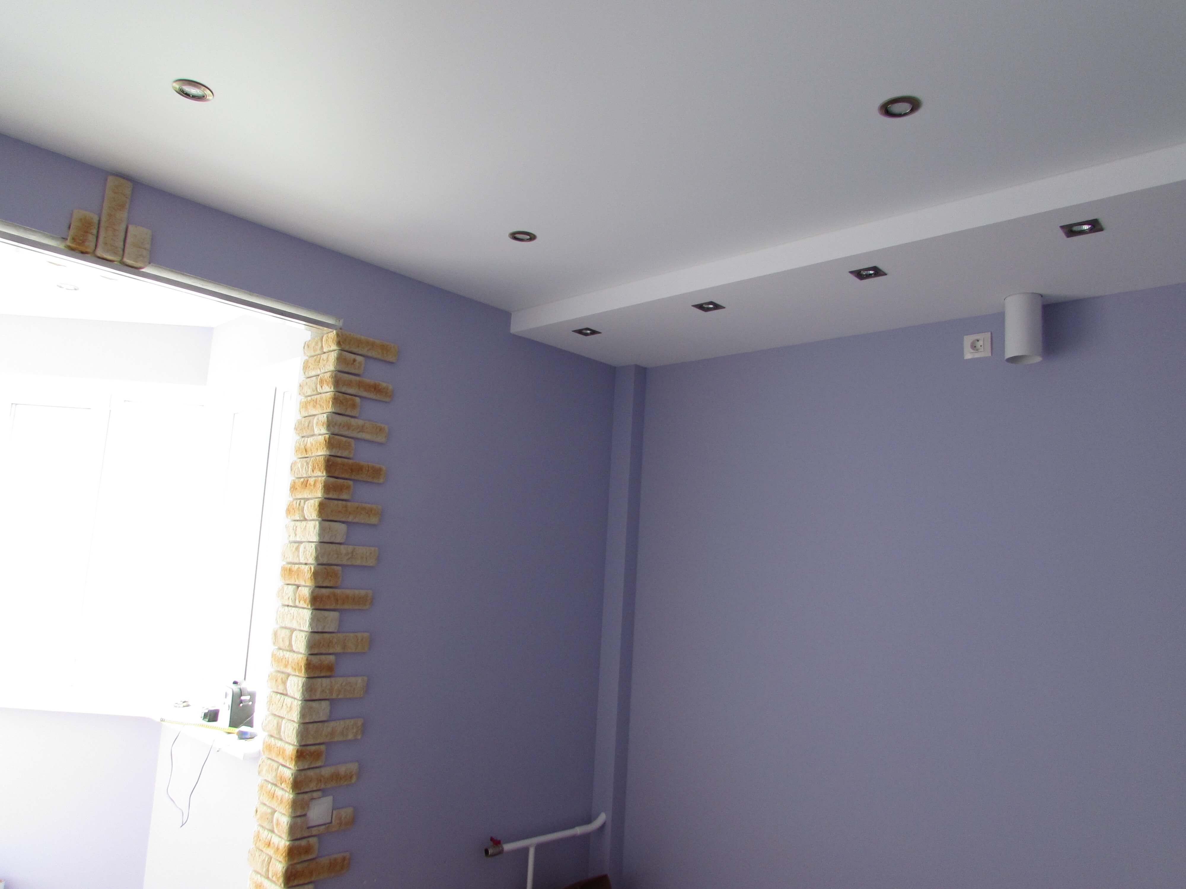 Как выбрать пленку для потолка