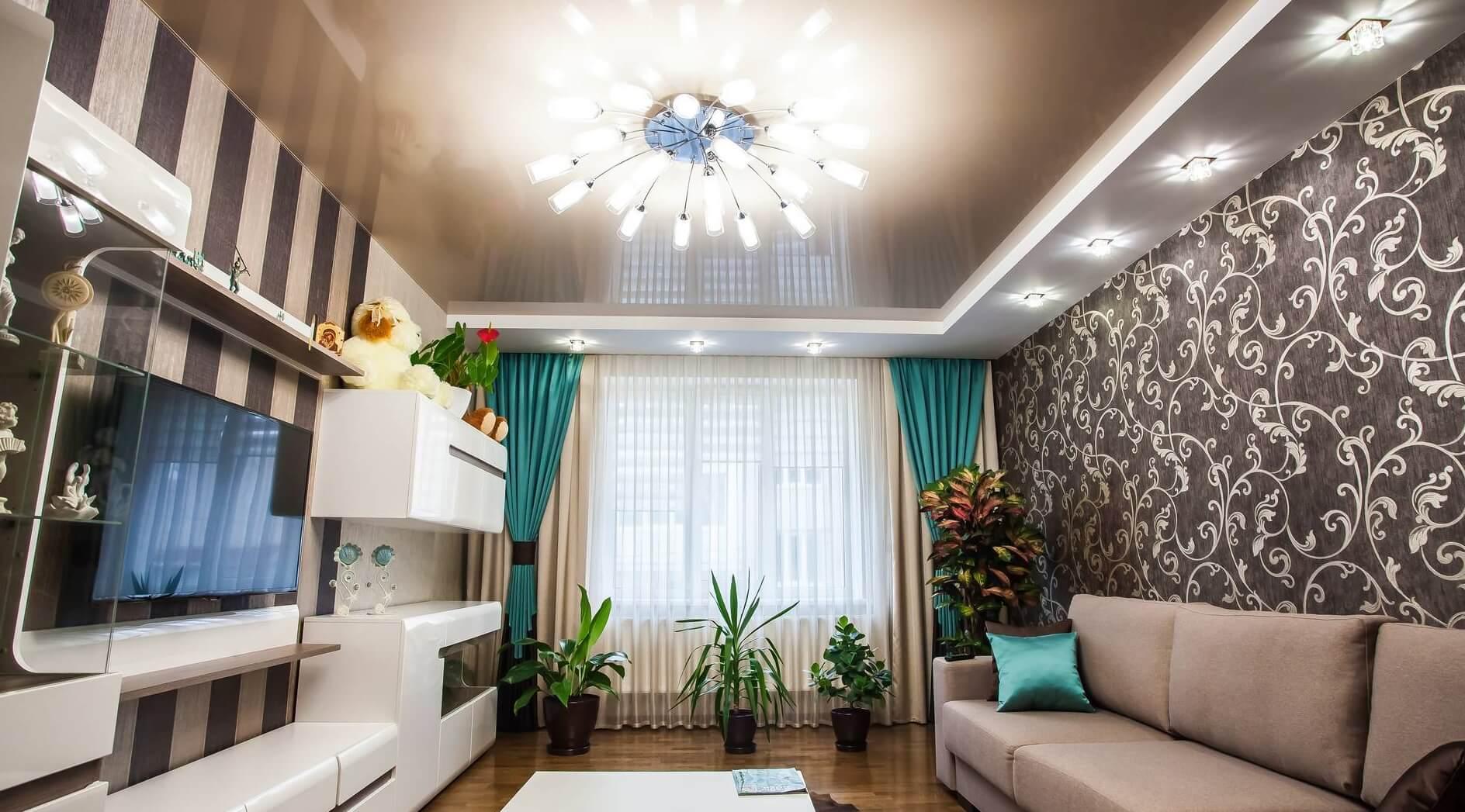 заказать установку натяжных потолков в Киеве